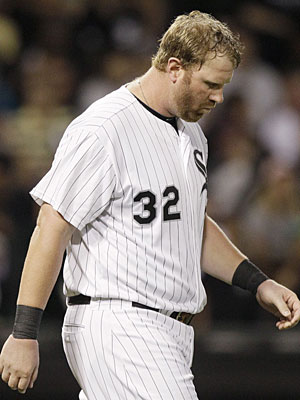 Chicago expected a lot more production from Adam Dunn than 11 HRs and 40 RBI. (AP)