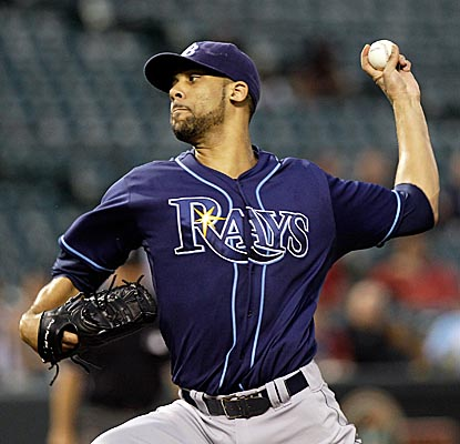 Rays ace David Price is 0-2 vs. the Orioles, the only team to beat him twice this season. (Getty Images)
