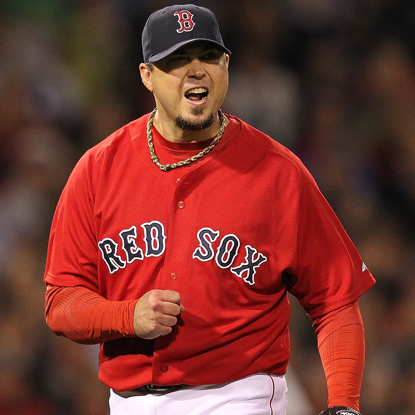 Josh Beckett goes six strong and helps the Red Sox defeat the Rays for the first time in seven tries.  (Getty Images)