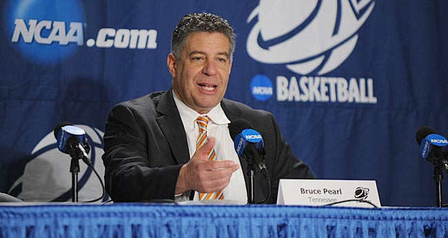 Bruce Pearl's violations cost him his job, and forced his ex-assistants' families to scramble. (US Presswire)