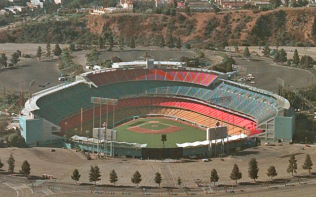 The Dodgers' iconic stadium could have a new owner, but will it be any better than Frank McCourt? (AP)