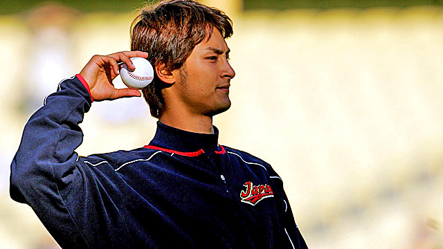 If the Rangers don't sign Darvish by Jan. 18, they'll get their $51.7 million back. (US Presswire)