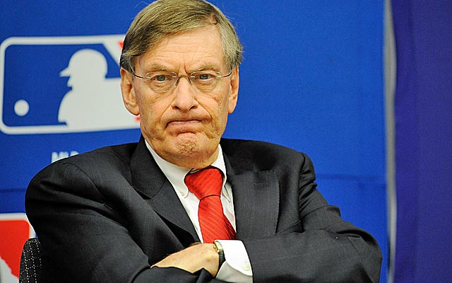 Selig has plenty of critics, but he seems intent on hanging around long enough to outlast them all. (Getty Images)