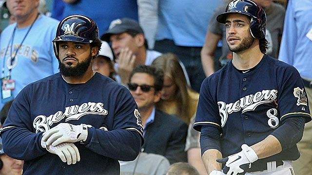 With Prince leaving and Ryan Braun's possible ban, Milwaukee is a question mark. (Getty Images)