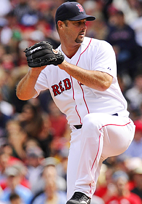 Tim Wakefield's career spans 19 years in the majors, the last 17 in Boston. (US Presswire)
