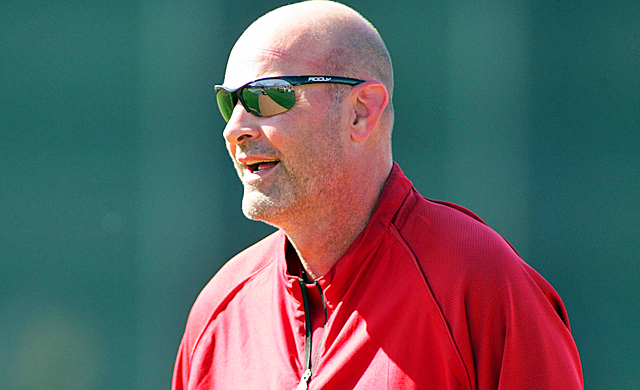 Kirk Gibson has his young Diamondbacks buying into his system, so what is next for him to do? (US Presswire)