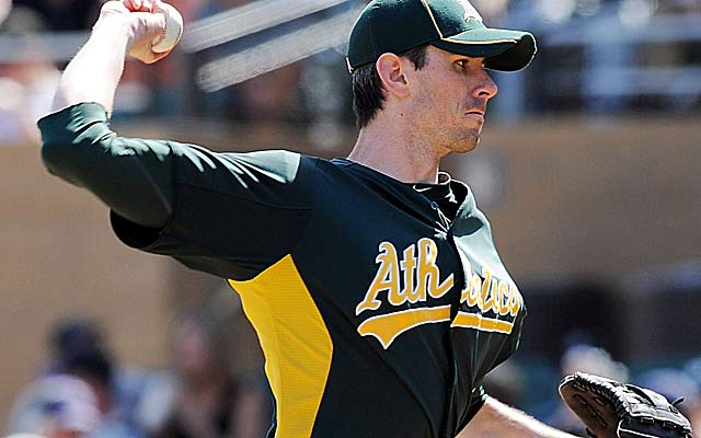 Brandon McCarthy on continuous player movement: 'You know your time is limited here.' (Getty Images)