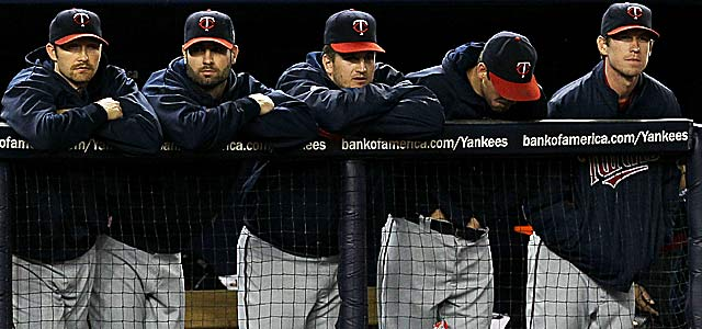 The Twins had a spectacular spring, then stumbled to the majors' second-worst record in 2011. (Getty Images)