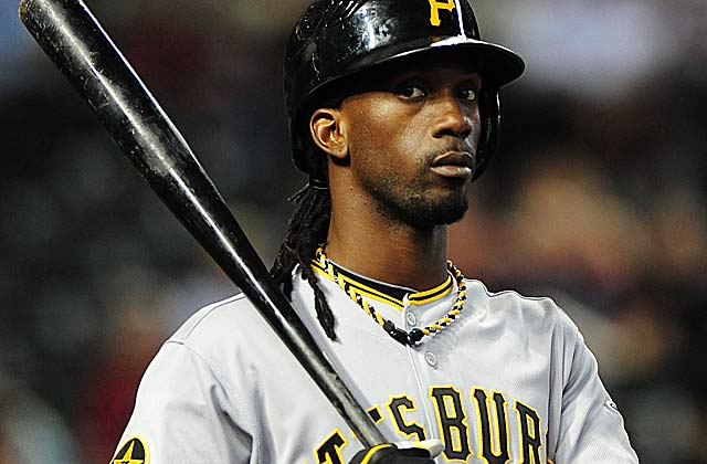 Andrew McCutchen hit .259 last season, but believes he can do better in 2012. (US Presswire)
