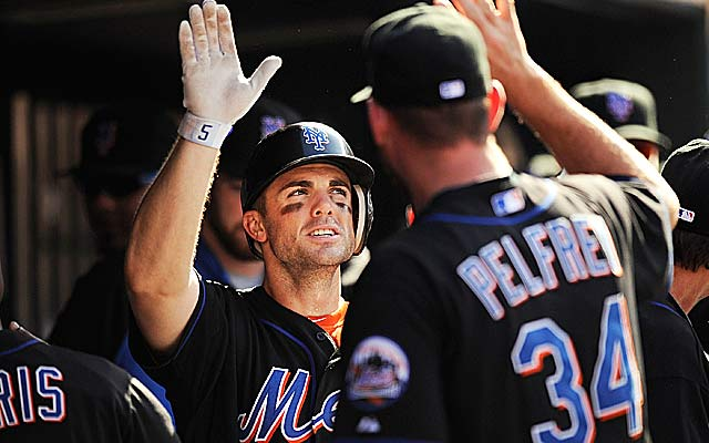Eight years into his career -- all with the Mets, David Wright has become the clubhouse leader. (Getty Images)