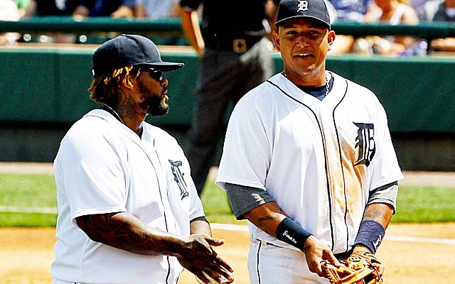 With Prince Fielder teaming up with Miguel Cabrera, the Tigers are poised to win it all. (US Presswire)