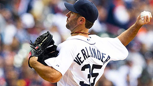 Justin Verlander's career ERA before May 1 was 4.75, compared to 3.33 from May 1 on. (US Presswire)