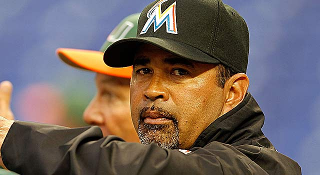 Ozzie Guillen says he felt sick after initially telling Time magazine that he loves Fidel Castro. (Getty Images)