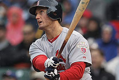 'You never want to get swept, to get the third one heading home is nice,' says David Freese, who homers for a 3-RBI day. (Getty Images)