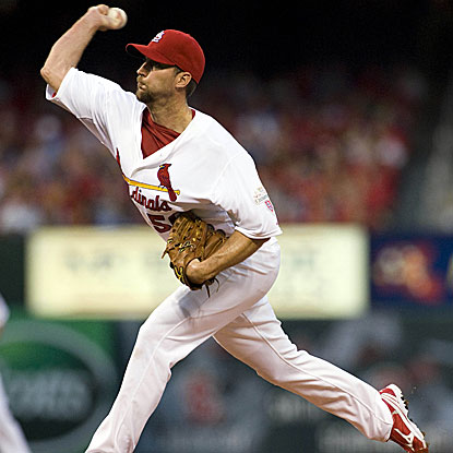 Adam Wainwright's win against the Pirates was his first since September 2010.  (US Presswire)