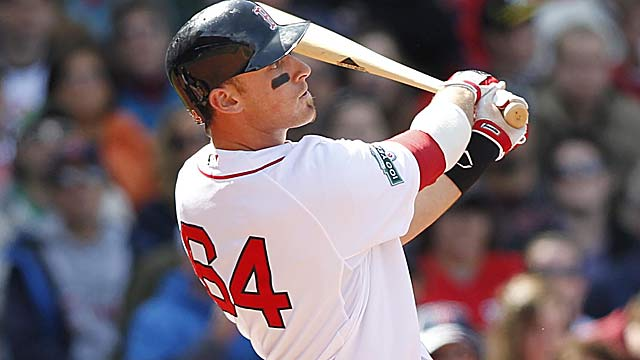 Will Middlebrooks should stay at 3B even after Kevin Youkilis returns, Heyman says. (US Presswire)