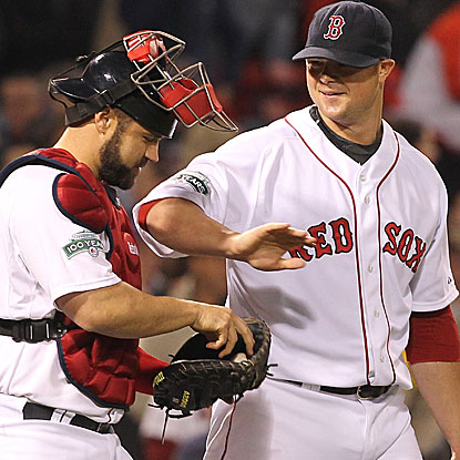 The Red Sox's Jon Lester goes all the way to defeat the Mariners for his second complete game of the season.  (Getty Images)