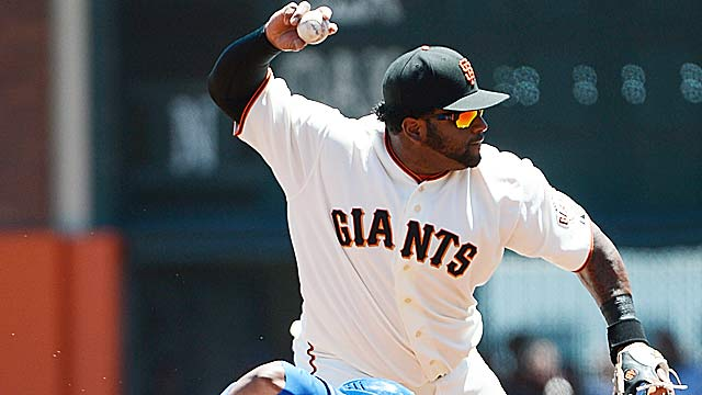 Pablo Sandoval: 'If they think I should lose weight, I'm going to lose it.' (Getty Images)