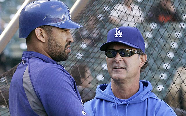 Matt Kemp has Don Mattingly's blessing if he wants to participate in the Home Run Derby. (AP)