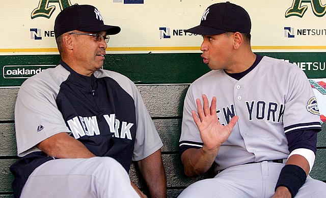 Reggie Jackson's views on Alex Rodriguez getting to Cooperstown reportedly irk Yankees brass. (Getty Images)
