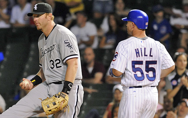 Regional rivalry matchups like White Sox-Cubs will likely feature a maximum of four games. (Getty Images)