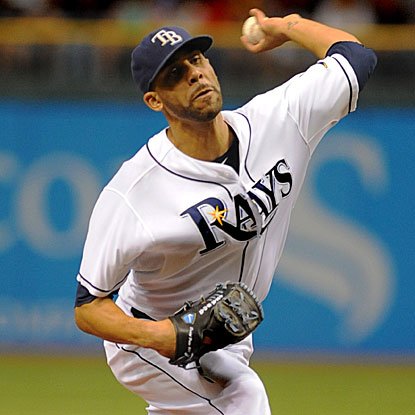 David Price allows three runs in 7 1/3 innings to defeat the Red Sox and become the first 12-game winner in the AL. (Getty Images)