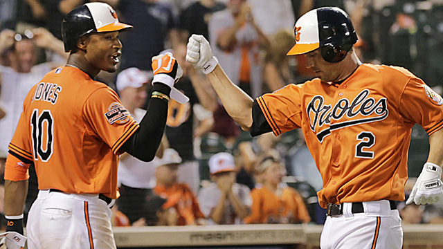 The Orioles need to continue to stock talent around Adam Jones and their young core. (US Presswire)