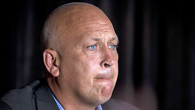 Ripken says his mother is too traumatized to return home. (AP)