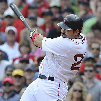 Adrian Gonzalez homers and knocks in three runs as the Red Sox beat the Twins and snap a four-game losing streak. (US Presswire)