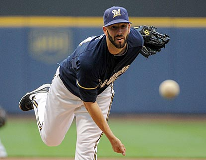 Mike Fiers, a 27-year-old rookie and a 22nd-round draft choice from Nova Southeastern, falls nine outs short of immortality. (US Presswire)