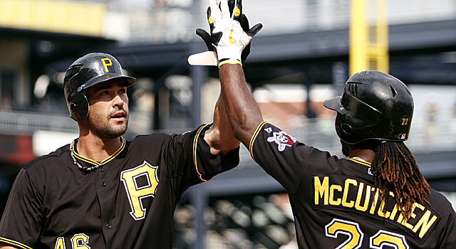The Pirates are battling to make the playoffs for the first time since 1992. (Getty Images)