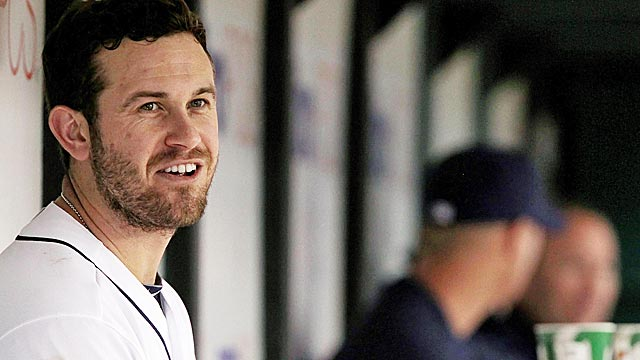 The Rays' 42-44 record this season without Evan Longoria speaks volumes. (US Presswire)