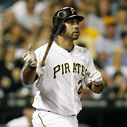The Pirates' Pedro Alvarez hits two HRs Tuesday and one on Wednesday to keep up his hot hitting against the Cards this season. (US Presswire)