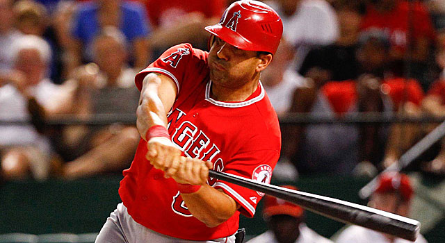 Eddie Bane signed slugger Kendrys Morales as an international free agent in 2005. (US Presswire)