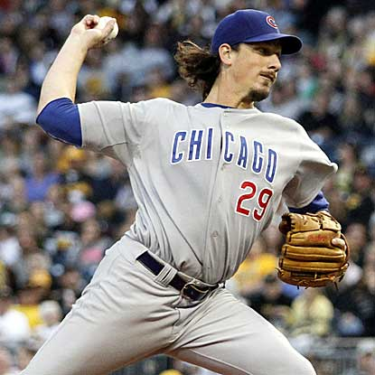 In his final start before being shut down for the year, Jeff Samardzija pitches the Cubs' first complete game of the season. (Getty Images)