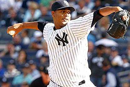 Ivan Nova is sharp in his return from a shoulder injury, striking out eight and allowing just four hits over six innings. (US Presswire)