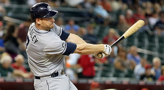 No player has driven in more runs than Headley (66 RBI) since the All-Star Game. (Getty Images)