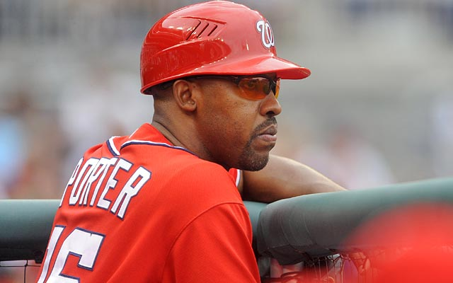 Bo Porter will remain with the playoff-bound Nationals through the end of the season. (US Presswire)