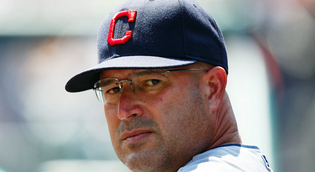 Manny Acta went 214-266 in three seasons managing the Indians. (US Presswire)