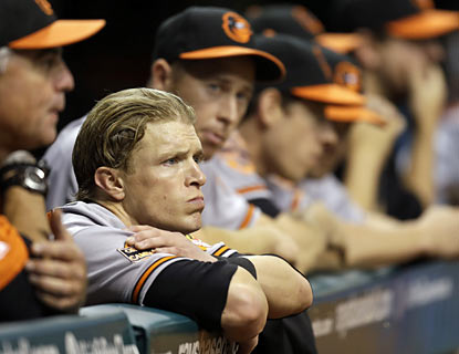 The O's fail to get the job done vs. the Rays, but in the end it doesn't matter as the Yanks take care of business with a W. (AP)