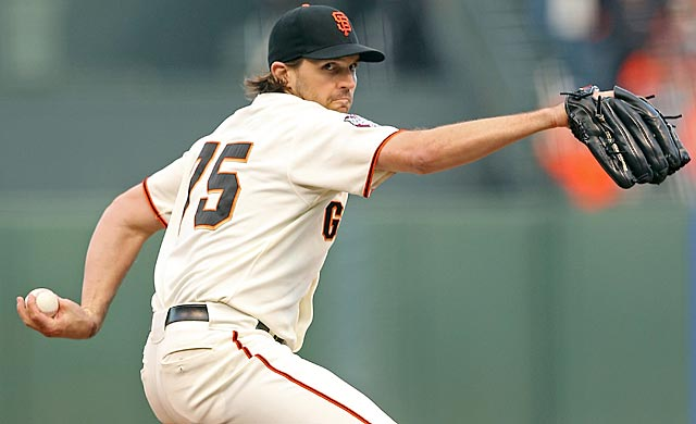 Barry Zito, a bust for most of his Giants career, has been unexpectedly clutch lately. (Getty Images)