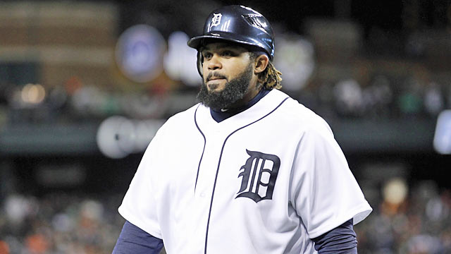 Tigers 1B Prince Fielder: 'We don't get to write the script. It is what it is.' (US Presswire)