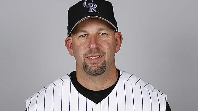 Walt Weiss becomes the Rockies manager after being lured off a high school field. (Getty Images)