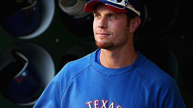 The plan is for Josh Hamilton to explore the market before checking back in with the Rangers. (Getty Images)
