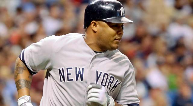 Andruw Jones played for the Yankees last season and recently signed a deal to play in Japan. (US Presswire)