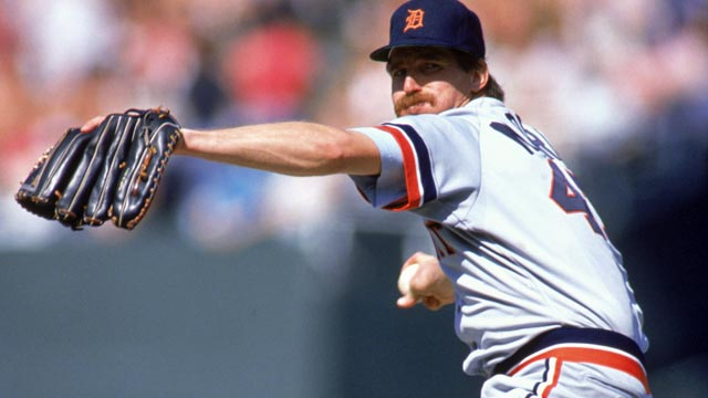 His ERA doesn't tell the story of Jack Morris' dominance over a decade. (Getty Images)