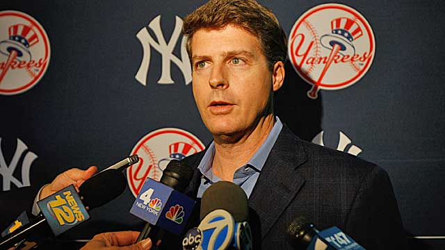 Steinbrenner says the Yankees will cooperate with MLB's investigation. (Getty Images)