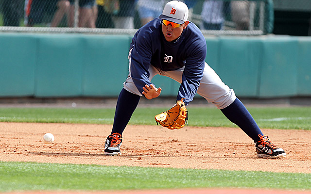 Expectations are high for Cabrera after the Tigers 3B hit 44 homers and 139 RBI last season. (Getty Images)