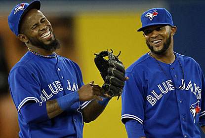 Perhaps this first win will get the Blue Jays headed in the direction many expect them to go this year.  (Getty Images)