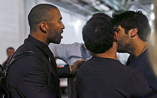 The Dodgers' fury at Carlos Quentin didn't end with Matt Kemp confronting him late Thursday. (AP)